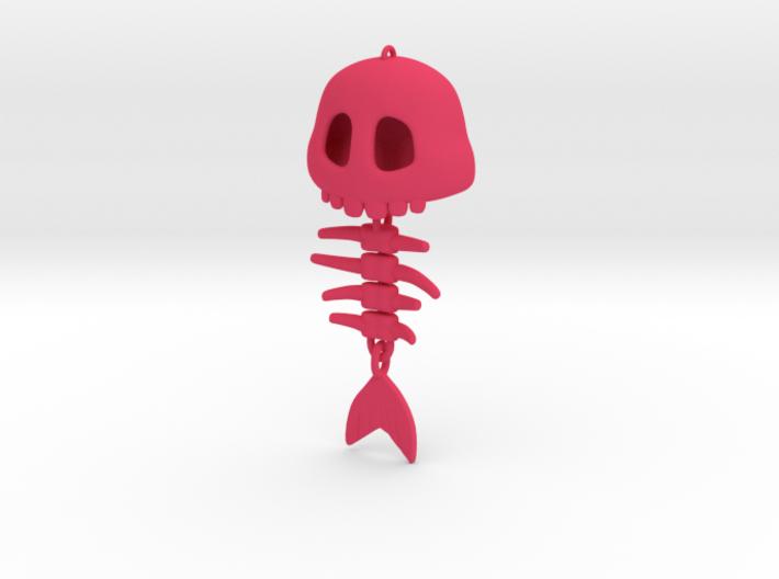 Mermaid Bone 3d printed