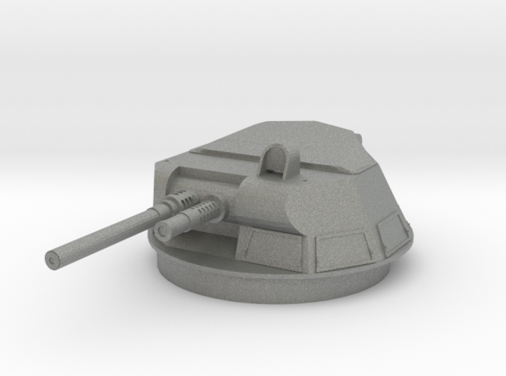 M113A1 T-50 Turret 1/15 3d printed