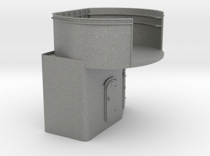 1/48 USN Fletcher twin 40mm tub port 3d printed