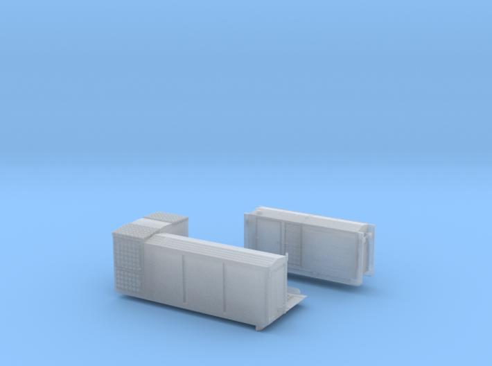 AB-HFS-Kurz 3d printed