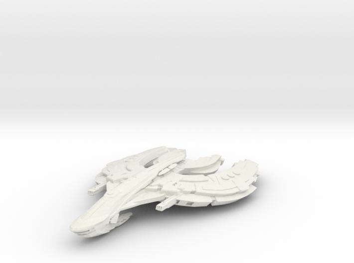 Clania Class Refit A Cruiser 3d printed