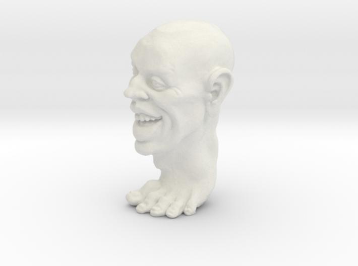 Foot Guy 75mm 3d printed