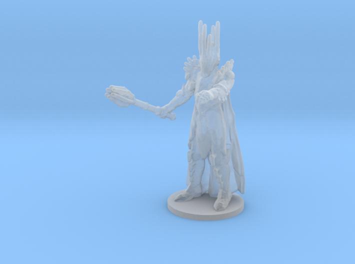 Sauron LOTR monster Infantry 6mm fantasy miniature 3d printed