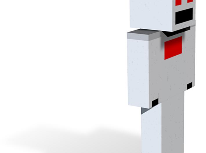 7cm   RobotAbe 3d printed