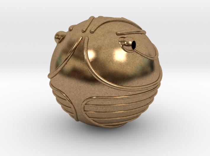 Golden Snitch (Miniature) 3d printed