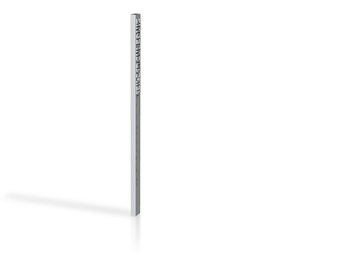 Zinge Sprue 3d printed