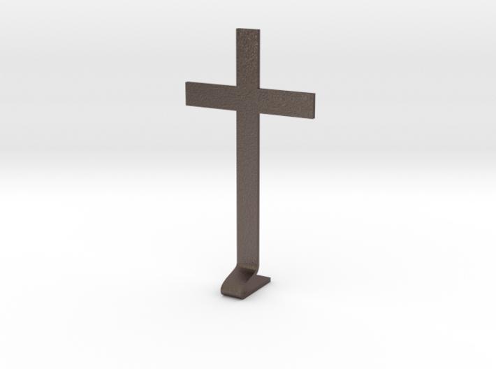 Cruz moderna 8cm 3d printed