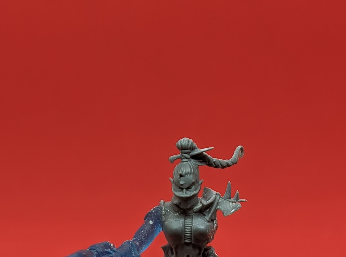 Harlequin Space Elf - Embrace With RH Arm x10 3d printed