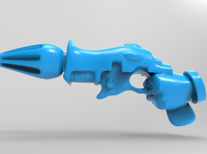 Space Elf Harlequin - Fusion Pistol With LEFT Hand 3d printed