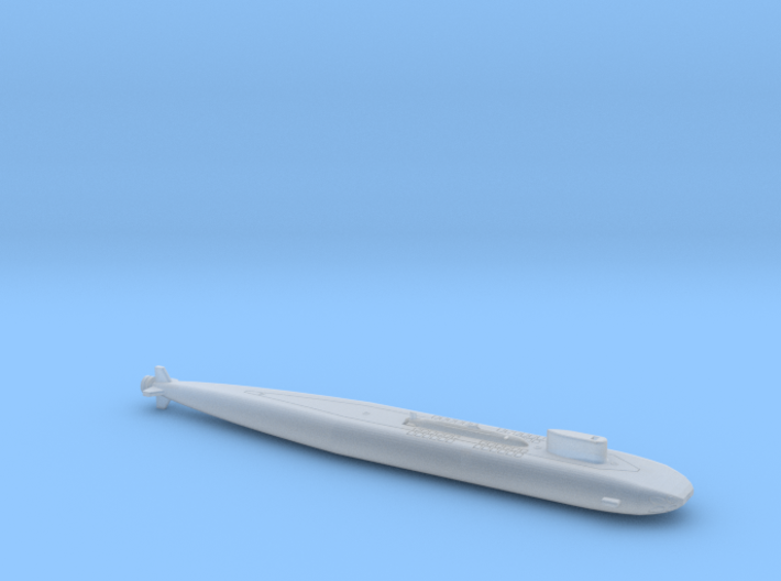 PLAN TY100 SSBN FH - 2400 3d printed