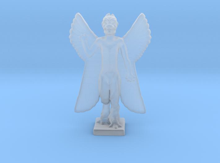 Pazuzu miniature model fantasy game rpg dnd horror 3d printed