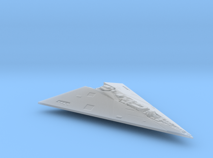 Pellaeon class Star Destroyer 3d printed