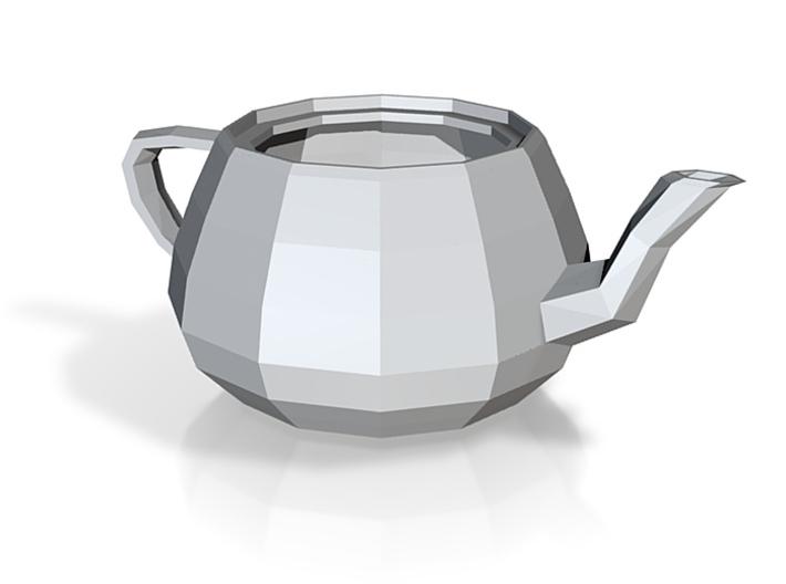 Utanalog Utah Teapot (Pot) 3d printed
