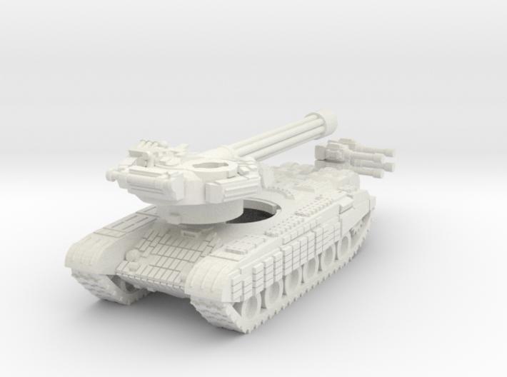 MG144-GT01 T-132AH Hyena 3d printed