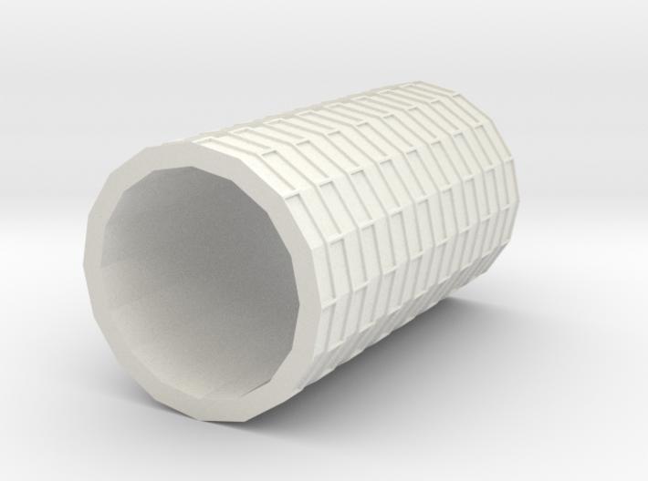 Brick Roller 3d printed