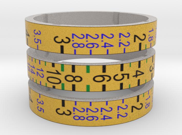Multiplicator Wheels 3d printed