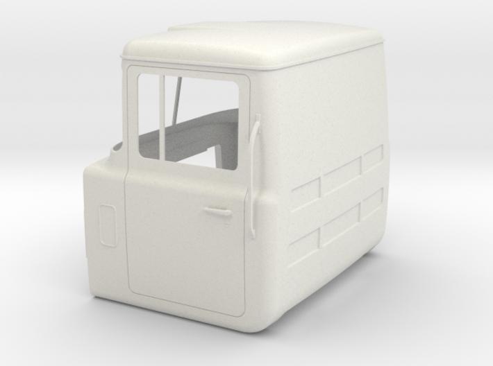 Mack-shell4 Shh-closed-doors-no-rear-window 3d printed
