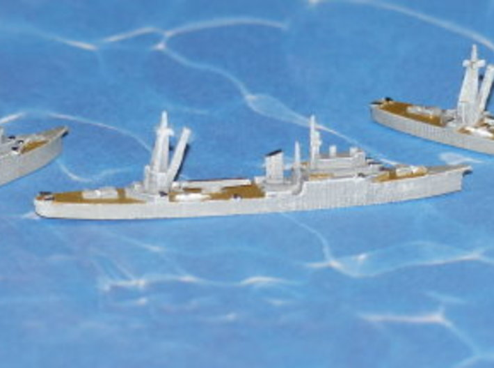 IJN Training Cruiser Katori Class 1/2400 3d printed Add a caption...
