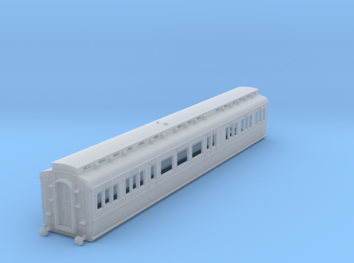 0-148fs-lswr-d1319-dining-saloon-coach-1 3d printed