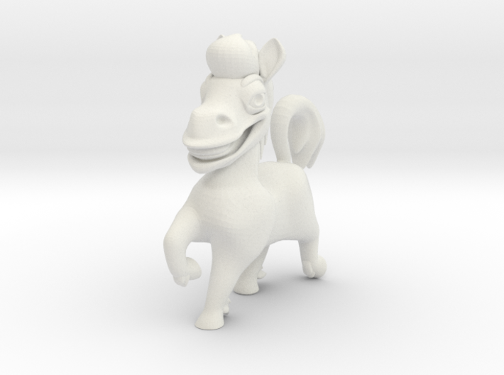 Mr Fred 3d printed