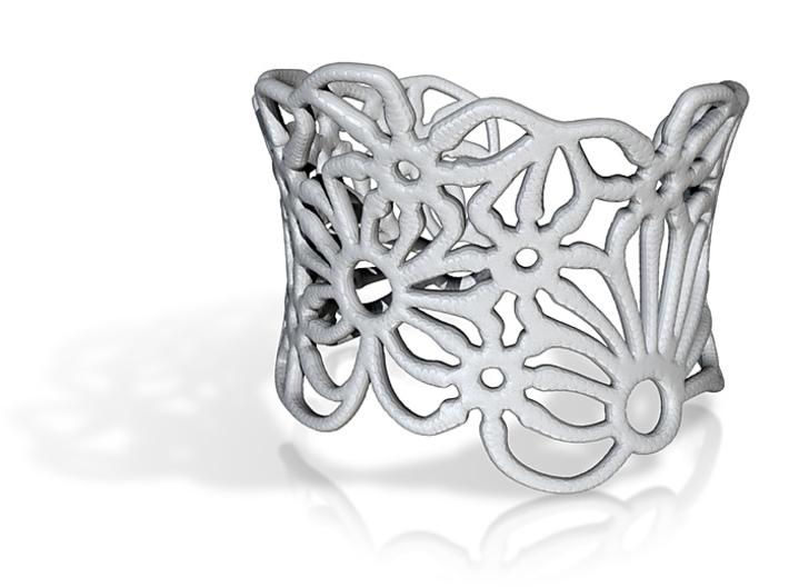 Bracelet_smooth 3d printed