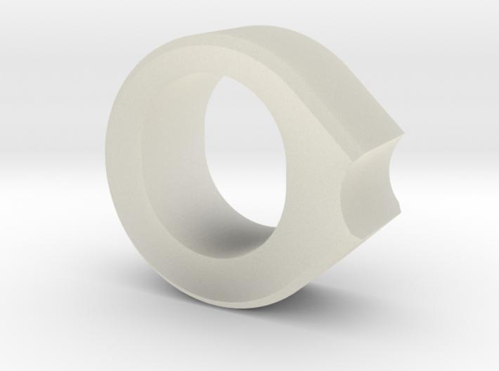 Bearing-insert-180-X 3d printed