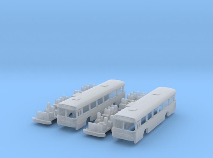 SET 2x MAN 750 HO M11A (N 1:160) 3d printed