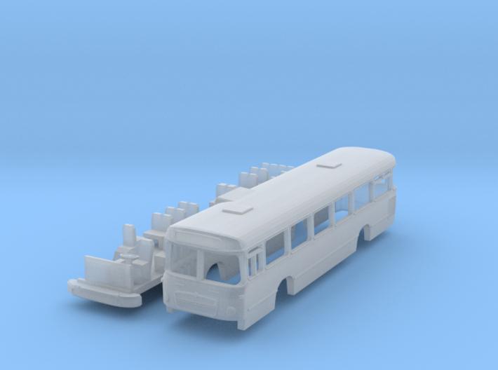 MAN 750 HO M11A (TT 1:120) 3d printed