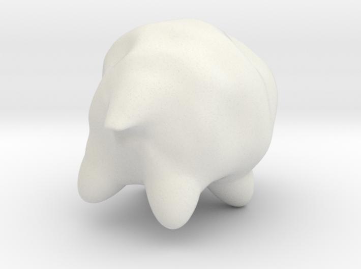 Hollow Sheep (Small) 3d printed