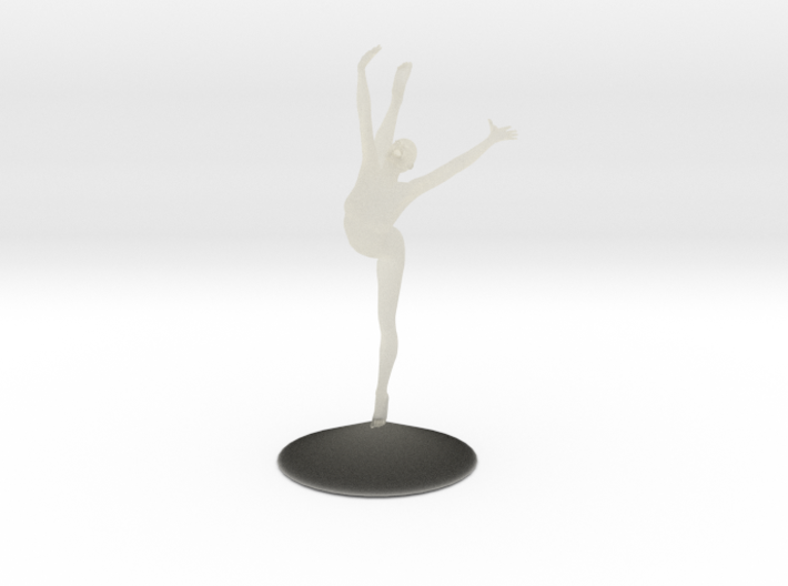 Joyful Dancer Base 3d printed