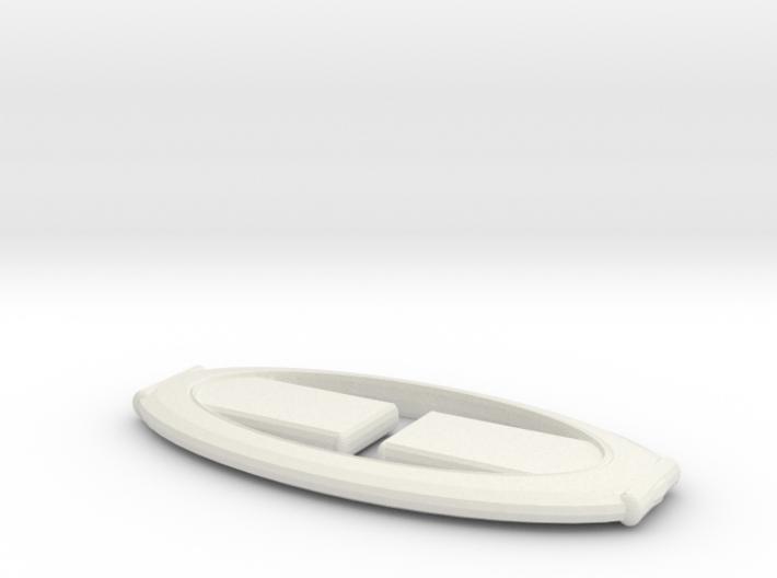 Bra Strap Concealer 3d printed