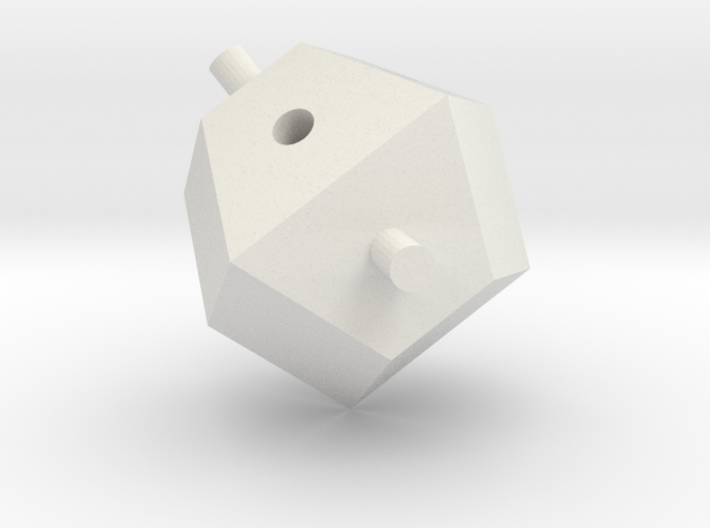 Dodeca2part1 3d printed