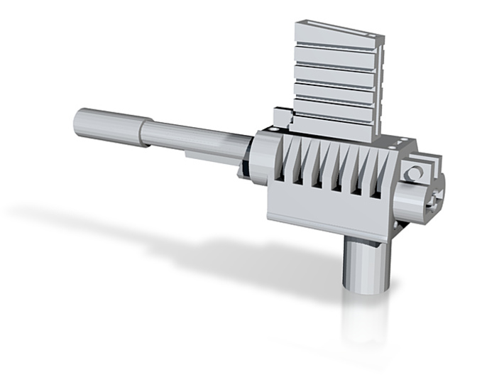 Transformers Machine Gun Pistol 3d printed