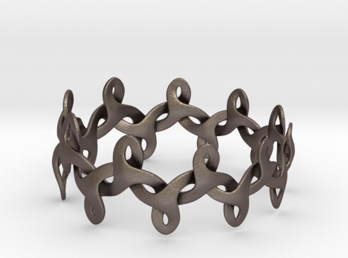 Bracelet IV Medium 3d printed