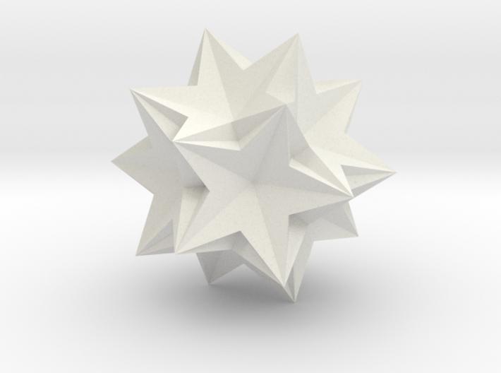 10tetrahedra 3d printed