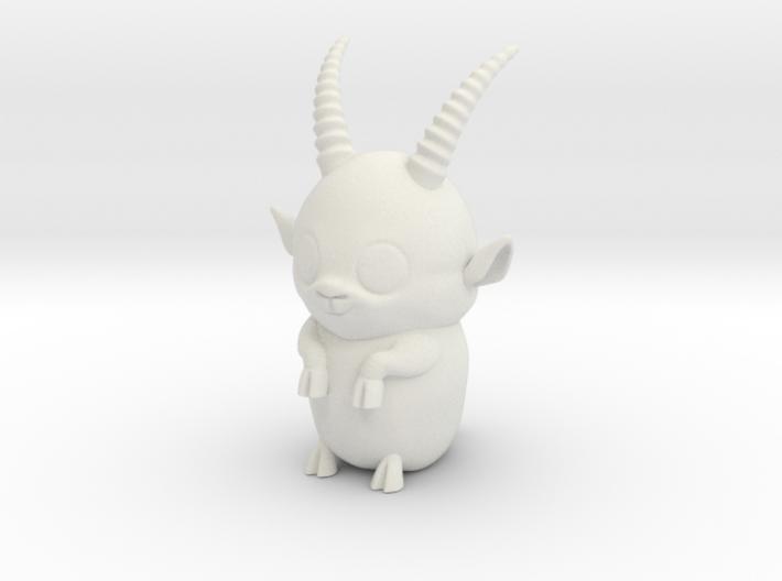 capricorn_zodiac 3d printed