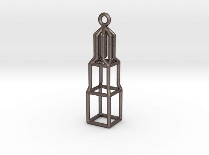 Domtoren Pendant (Small) 3d printed