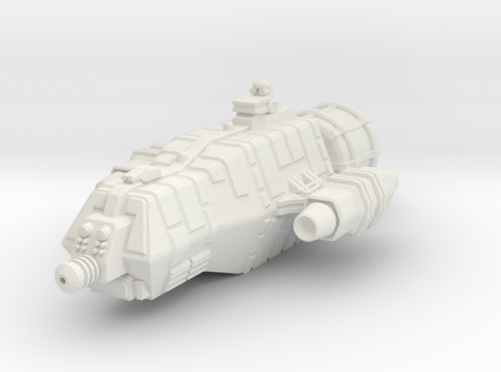 Jovian Pangolin class Light Carrier 3d printed