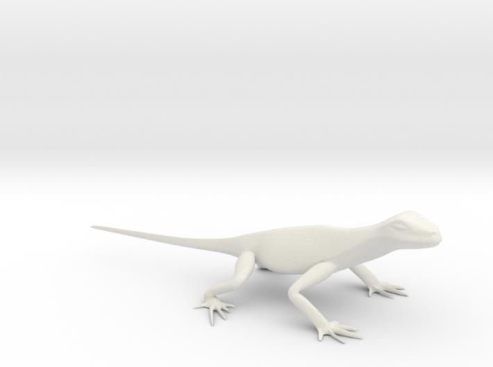 Lizard_7 3d printed