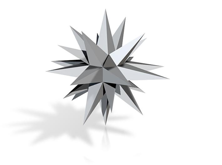 Moravian Star 3d printed