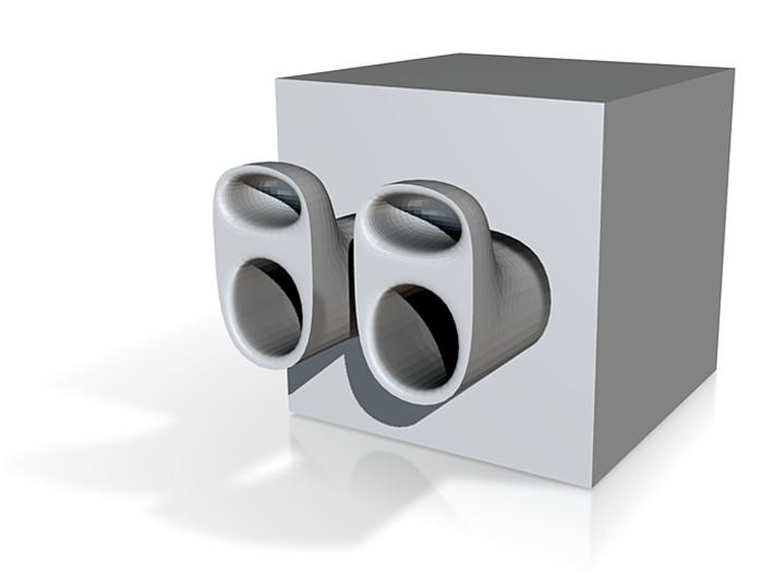 BOXMAN 3d printed