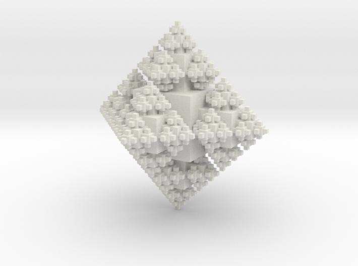 Octa Cubes 3d printed