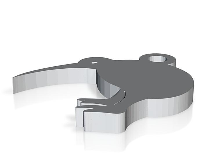 Kiwi 3d printed