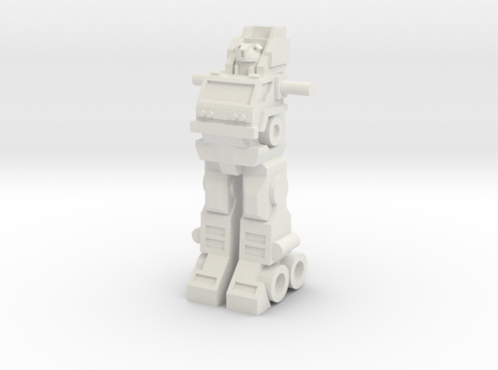 WST Grapple Part 2 of 3 3d printed