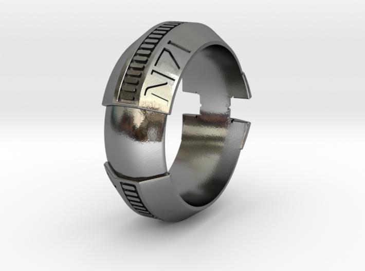 Thermal Clip Ring 12 3d printed