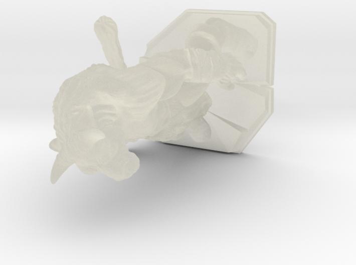 Minotaur 2 3d printed