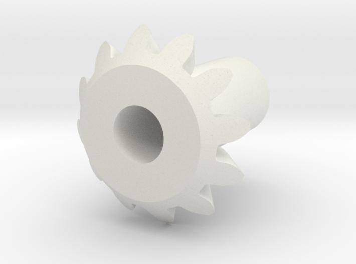 CV4_Tail_Miter.stl 3d printed