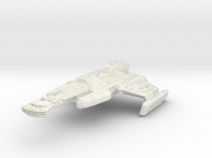 Klingon B11 3d printed