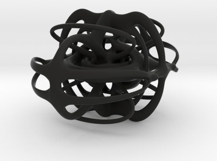 sculpture 1 3d printed