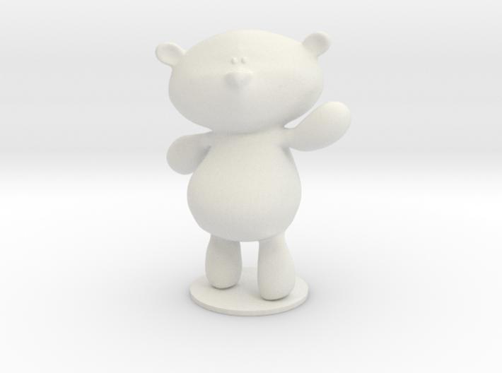 Bear-bear 3d printed